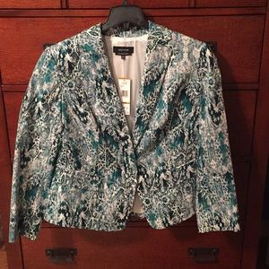 Jones New York blazer. NWT.